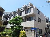 平成3年築、閑静な住宅街に建つ低層型マンション