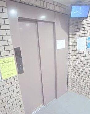 区分マンション-大阪市中央区上町1丁目 防犯カメラ付きエレベーターあり