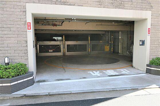 マンション(建物一部)-横浜市西区平沼1丁目 屋内の機械式が大半の駐車場