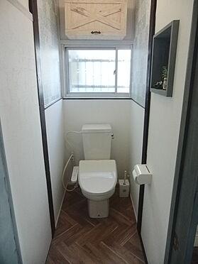 建物全部その他-大津市富士見台 温水洗浄便座付きトイレ。