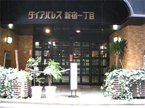 マンション(建物一部)-新宿区新宿1丁目 エントランス