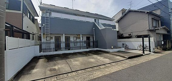 アパート-名古屋市北区喜惣治1丁目 駐車場