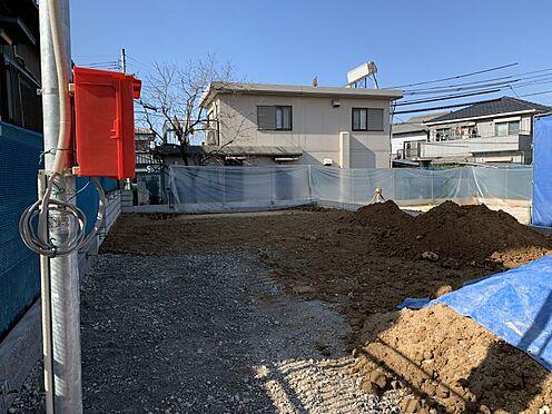 新築一戸建て-豊田市宝来町4丁目 大きなソファーも置ける広々とした21帖のLDK!