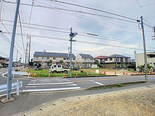 土地-西尾市戸ケ崎4丁目 落ち着いた住宅地内で快適な生活を実現してみませんか!
