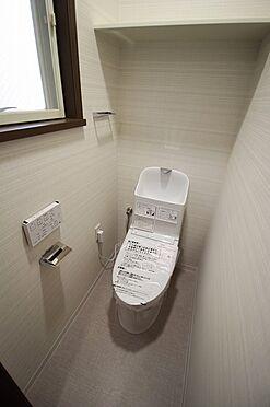 中古一戸建て-中野区南台3丁目 トイレ