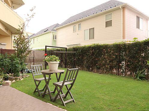 中古マンション-横浜市瀬谷区五貫目町 ガーデニングや家庭菜園を楽しむことのできる専用庭