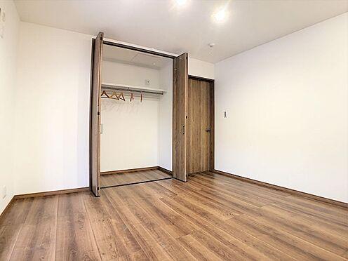 戸建賃貸-碧南市新道町4丁目 各居室に収納完備、お部屋を広く使えます!