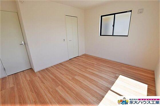 新築一戸建て-仙台市青葉区愛子中央2丁目 1Fトイレ