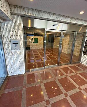 区分マンション-練馬区大泉学園町7丁目 エントランス・オートロック完備