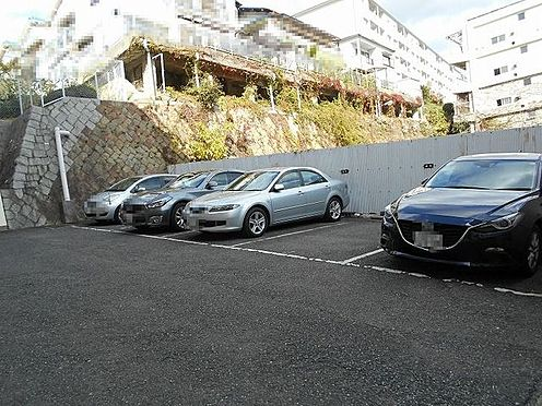 中古マンション-神戸市垂水区上高丸1丁目 駐車場