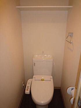 マンション(建物一部)-品川区荏原4丁目 トイレ