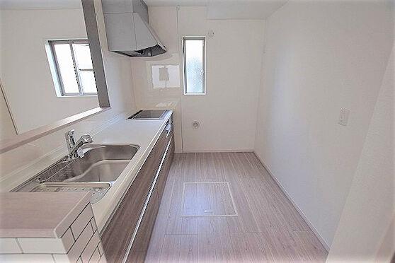 新築一戸建て-仙台市若林区若林7丁目 キッチン