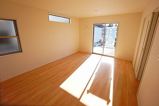 新築一戸建て-石巻市中里6丁目 居間