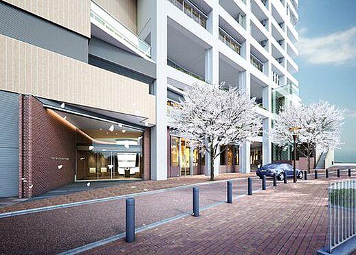 中古マンション-横浜市中区日ノ出町1丁目 マンション1階部分には複合施設が併設しており居住者さまにとっては大変便利な住環境となっております。