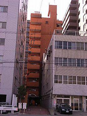 区分マンション-大阪市中央区上本町西4丁目 レンガ調の外観
