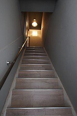 店舗事務所(建物全部)-大阪市西成区千本南1丁目 店内階段