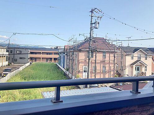 中古一戸建て-岡崎市上地2丁目 バルコニーからの様子です♪