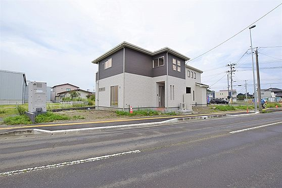 新築一戸建て-仙台市若林区荒井3丁目 外観