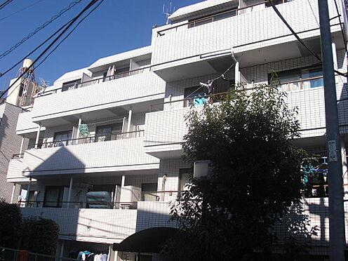 マンション(建物一部)-中野区中央2丁目 南側からのマンション画像です