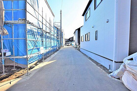 新築一戸建て-仙台市若林区成田町 外観
