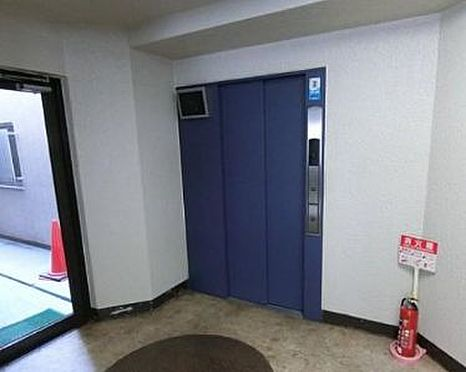 マンション(建物一部)-神戸市灘区六甲台町 防犯カメラ付きのエレベーターあり