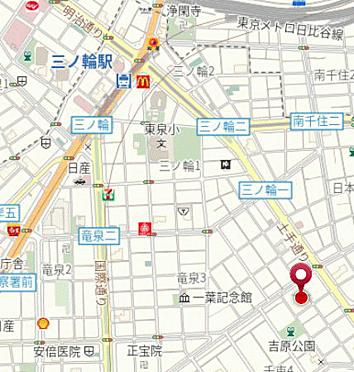 マンション(建物一部)-台東区千束4丁目 その他