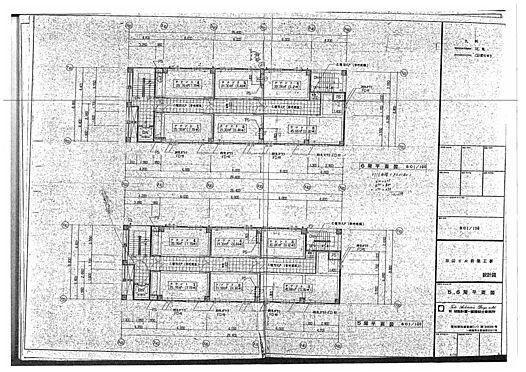ビル(建物全部)-名古屋市中区新栄1丁目 5、6階平面図(現況は5階3戸、6階1戸)
