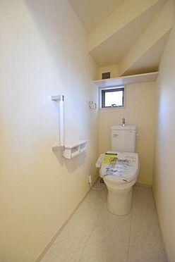 新築一戸建て-仙台市泉区八乙女中央4丁目 トイレ