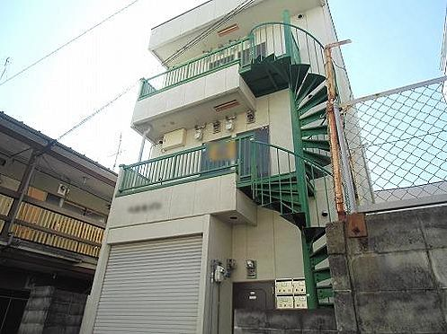 マンション(建物全部)-京都市左京区吉田泉殿町 外観