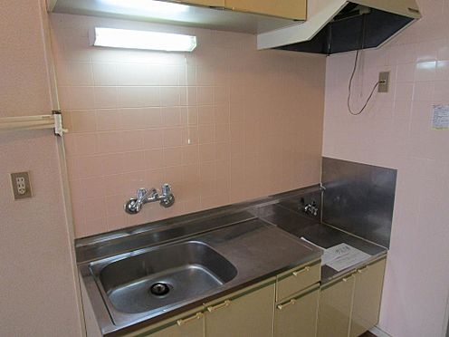アパート-町田市鶴川5丁目 ガスコンロ設置可のキッチン