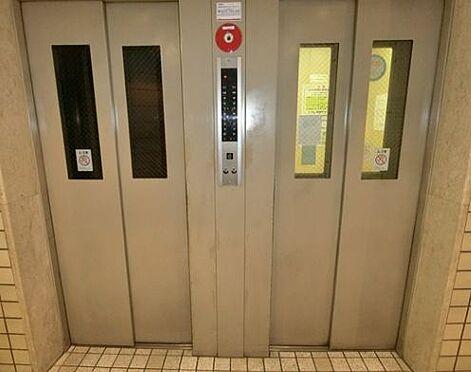 マンション(建物一部)-京都市下京区材木町 綺麗なエレベーター