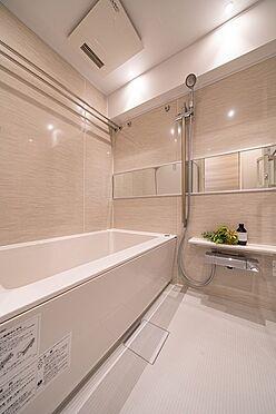 中古マンション-港区三田2丁目 浴室乾燥機付浴室
