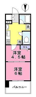 マンション(建物一部)-八尾市北本町2丁目 間取り