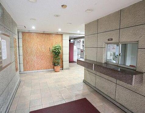 マンション(建物一部)-大阪市平野区瓜破東2丁目 清潔感のあるロビー
