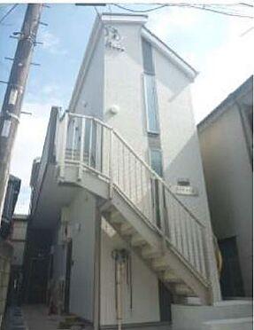 アパート-横浜市鶴見区小野町 カーサES1・収益不動産