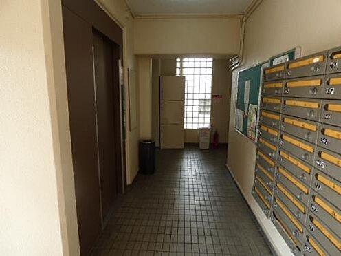 マンション(建物一部)-大阪市城東区東中浜9丁目 綺麗なポスト完備