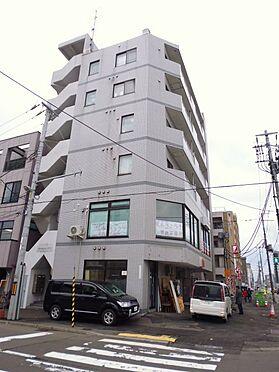 マンション(建物全部)-札幌市北区北二十一条西5丁目 外観