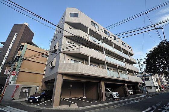 ビル(建物全部)-福岡市南区平和2丁目 タイル調で落ち着いた色合いの外観
