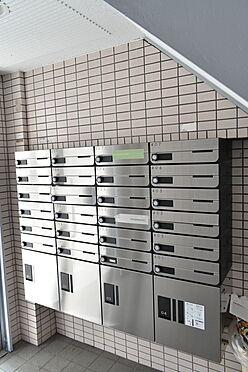 マンション(建物全部)-江戸川区西葛西8丁目 ポスト