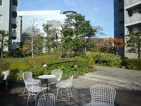 中古マンション-横浜市神奈川区栄町 プライベートガーデン(2階)