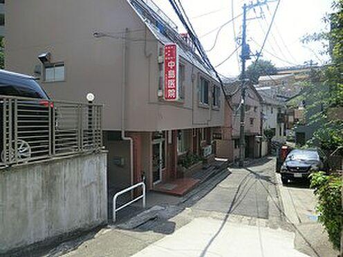 マンション(建物一部)-渋谷区南平台町 中島医院