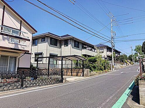 中古マンション-豊田市山之手6丁目 こちらは前面道路のお写真です。