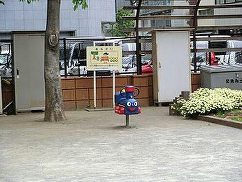 中古マンション-港区芝公園1丁目 周辺環境:塩釜公園