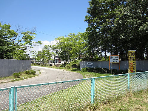 土地-柴田郡柴田町槻木東1丁目 槻木小学校  約650m