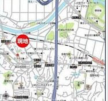 ビル(建物全部)-横浜市港北区小机町 地図