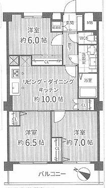 マンション(建物一部)-板橋区志村3丁目 間取り