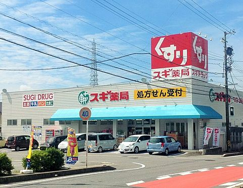 戸建賃貸-額田郡幸田町大字高力字熊谷 スギ薬局まで約900m 徒歩約12分