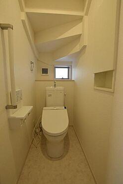 戸建賃貸-富谷市とちの木1丁目 トイレ