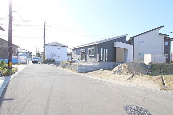 新築一戸建て-仙台市泉区紫山1丁目 外観