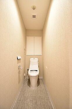 中古マンション-江東区東砂8丁目 トイレ